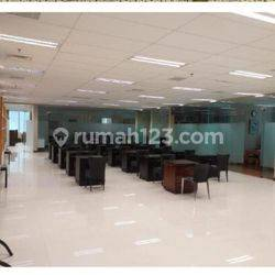 Siap Huni Office Sahid Sudirman Center Semi Furnished