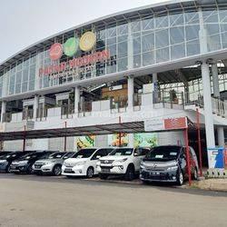 Kios Pasar Modern BSD City