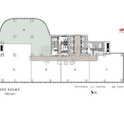 Gedung Lippo Thamrin Office - Gondangdia, Menteng Jakpus