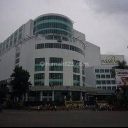 Kantor 1484m2 di Pasaraya Blok M, Jakarta Selatan