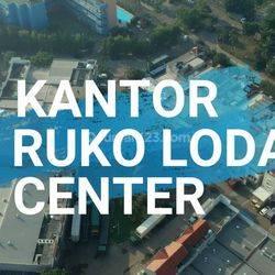 Ruko Hoek siap huni di Lodan Center masuk Kontainer 40 feet