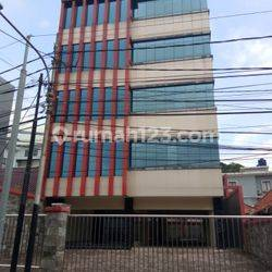 Gedung Baru 5,5 Lt di Cikini,Jakpus