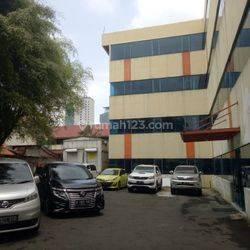 Gedung 4 Lt Ex Kampus Pendidikan TERMURAH di Setiabudi Jakarta Selatan