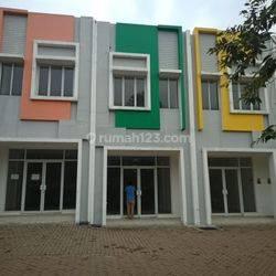 Ruko di Forest Hill Jl. Raya Dago Parung Panjang, Bogor