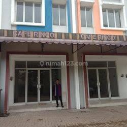 Ruko Gandeng di Forest Hill  Jl. Raya Dago Parung Panjang, Bogor