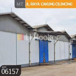 Gudang Jl. Raya Cakung Cilincing Sukapura, Jakarta Utara