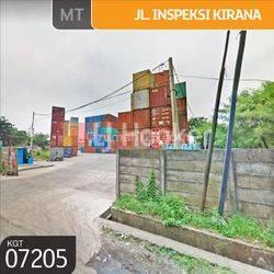 Gudang Jl. Inspeksi Kirana Cilincing, Jakarta Utara