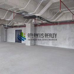 Office space full 1 lantai di mega kuningan jakarta, brand new