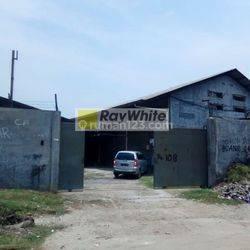 Bangunan Komersil Ex Pabrik Keramik di Tangerang