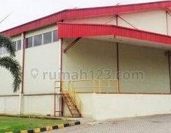 Pabrik Jl. Pertigaan H Dasim Tangerang