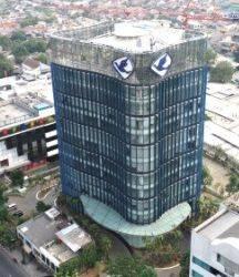 Kantor 240m2 di Blue Bird Tower, Mampang Prapatan