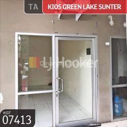 Toko/Kios Green Lake Sunter, Danau Sunter, Jakarta Utara