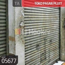 Toko/Kios Pasar Pluit Kapuk Muara Penjaringan, Jakarta Utara
