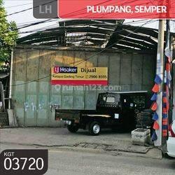 Gudang Tua/Kavling Plumpang Semper Tugu Selatan, Koja, Jakarta Utara