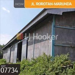Gudang Jl. Rorotan-Marunda Cilincing, Jakarta Utara