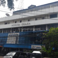 Bangunan Komersil di Jl Guntur, Setiabudi. Dkt ke Kuningan & Sudirman