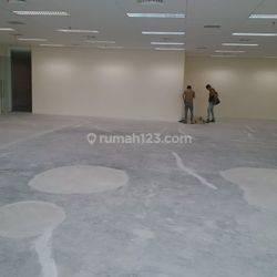 Office Space Sahid Sudirman Center 280m2