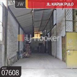 Gudang Jl. Kapuk Pulo Cengkareng, Jakarta Barat