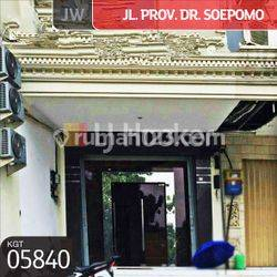 Ruko Jl. Prof. Dr. Soepomo Tebet, Jakarta Selatan