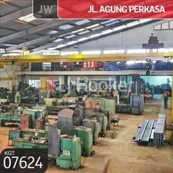 Gudang Jl Agung Perkasa Sunter, Jakarta Utara