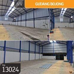 Gudang Bojong, Jakarta Barat, 1.500 m², 1 Lt, SHM