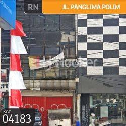 Ruko Jl. Panglima Polim Raya Kebayoran Baru, Jakarta Selatan