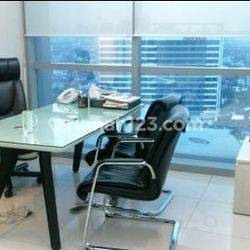 Kantor Fully  Furnished 311m2  di Gandaria 8 Office Tower