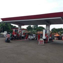 Pom bensin murah
