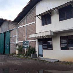 Gudang di Curug Tangerang luas tanah 2300meter luas gudang 1000meter