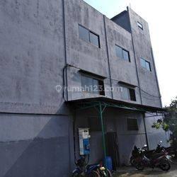 (GA0935-CS) Pabrik dekat kawasan Laksana Bisnis Park, Teluk Naga