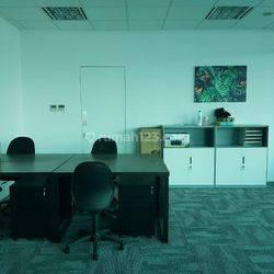 Siap Ditempatin Office ST Moritz Sudah Furnished