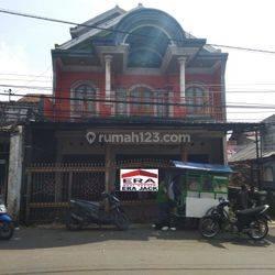 Ruko Mainroad di Pesantren Timur, Soreang