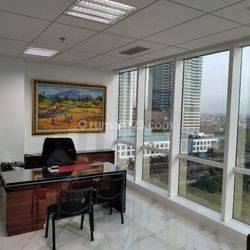 Ruang kantor Puri Indah Financial Tower Jakarta Barat
