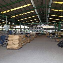 Gudang/Pabrik Mauk Tangerang 6,3 jt m2