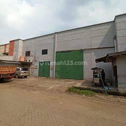 Gudang Facto Kawasan industri Jatake