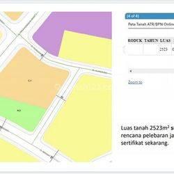Dijual kavling dengan ijin Comercial, IMB 8 lantai di Jl Mega Kuningan Barat, Hub: 0813-1838-1838 / 0878-7838-1838.