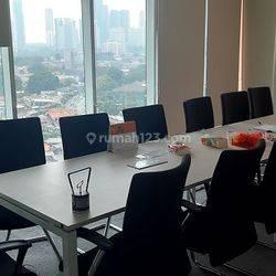 Office Siap Pakai ,Luas 211m2 @Dipo Tower