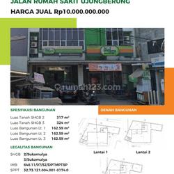 Ruko Murah di Ujung Berung Bandung