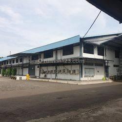 Pabrik Garment 7 Bangunan di Cireundeu Tangerang Selatan