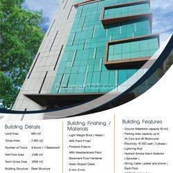 Gedung perkantoran murah.,  lokasi : jl taman kemang no. 31 kelurahan bangka, kecamatan mampang prapatan.