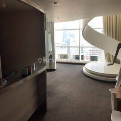 Ruang Kantor Cityloft Sudirman Size 202 m2