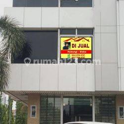 Rukan 3 lantai (For Sell and )