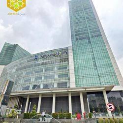Cari Ruang Kantor Panin Tower Senayan City area Jakarta Selatan