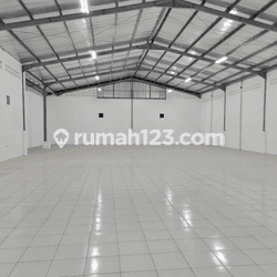 Gudang Bersih Pusat Kota Bandung