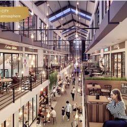 Ruko Plaza F & B Virginia Arcade BSD Tangerang Selatan Banten