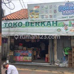 Ruko 1 Lantai Strategis Di Main Road Sudirman Bandung, Tinggal Meneruskan Usaha Yang Sudah Jalan
