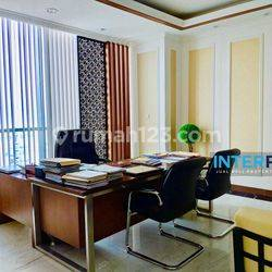 Kantor Office Mewah APL Tower Central Park Podomoro City - Siap Kerja!