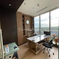 Office View Laut @ PIK Goldcoast Pantai Indah Kapuk