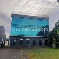Gedung Furnished 1475m2 di Ragunan,Jakarta Selatan