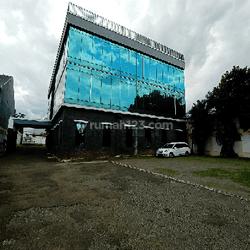 Gedung kantor Ragunan Jakarta selatan
